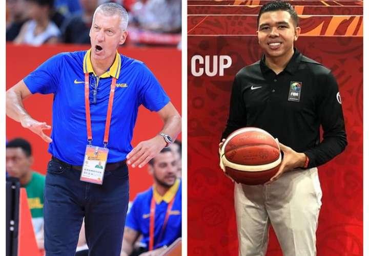 Árbitro de Panamá botó al entrenador de Brasil en el Mundial de Baloncesto