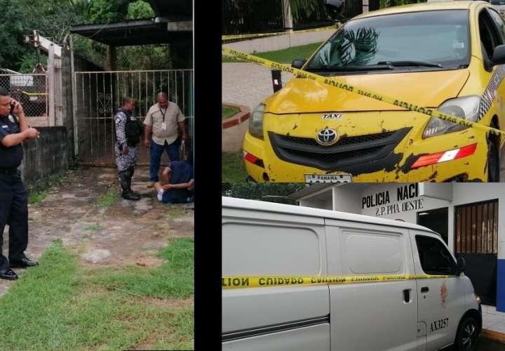 Sicarios asesinan a sangre fría a un agente de seguridad en La Chorrera (Video)
