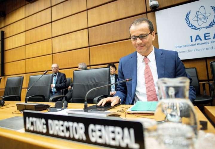 Director general interino del Organismo Internacional de Energía Atómica (OIEA), Cornel Feruta. EFE