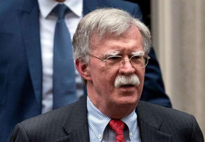 Trump despide a John Bolton, su asesor de Seguridad Nacional (Video)