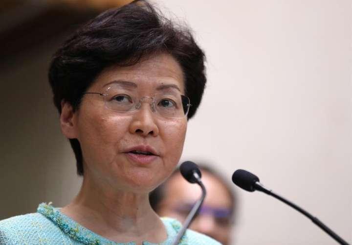 Lam condena cualquier intento de EEUU de interferir en Hong Kong (Video)