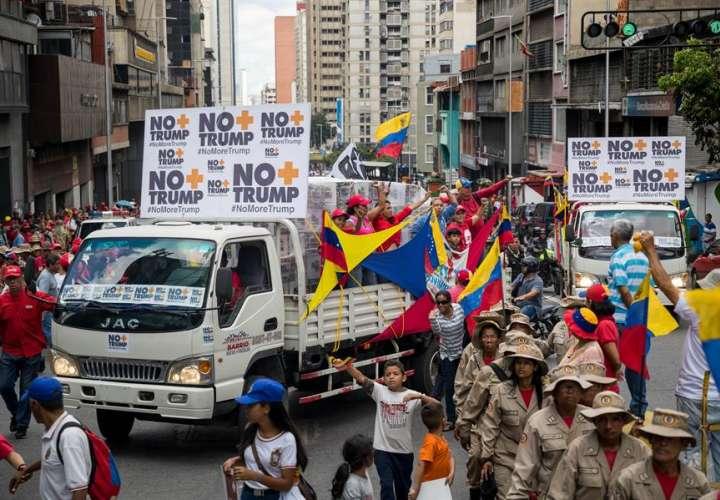Venezuela denunciará a Guaidó en ONU y llevará firmas contra bloqueo de EE.UU.