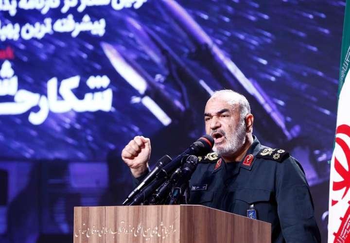 Irán asegura ser capaz de destruir cualquier país que ataque su territorio