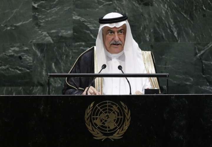 Arabia Saudí pide más presión a Irán en Asamblea de la ONU