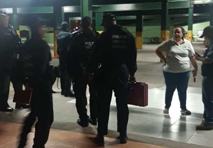 No encontraron bombas en el colegio parroquial San Juan Tadeo