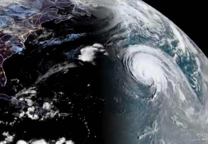 Imagen NOAA Twitter