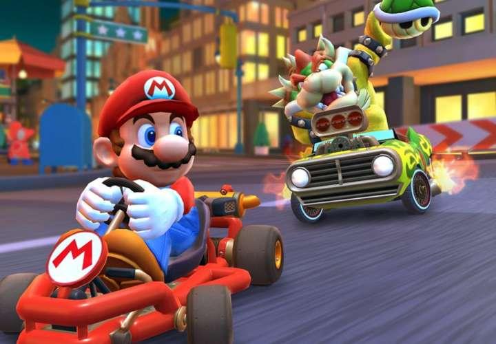 Mario Kart Tour ya está disponible para teléfonos inteligentes