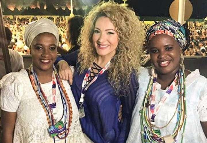 'Panas' serán vistos internacionalmente gracias al Carnaval de Río