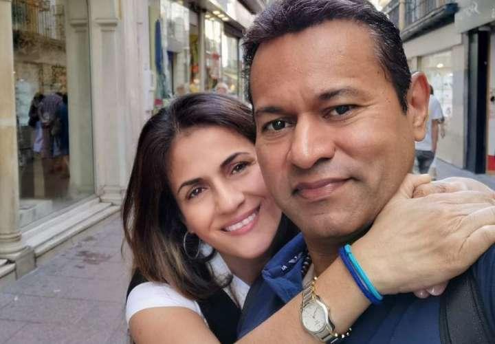 Samy celebra el cumple de su esposa, ella es su razón para no decaer
