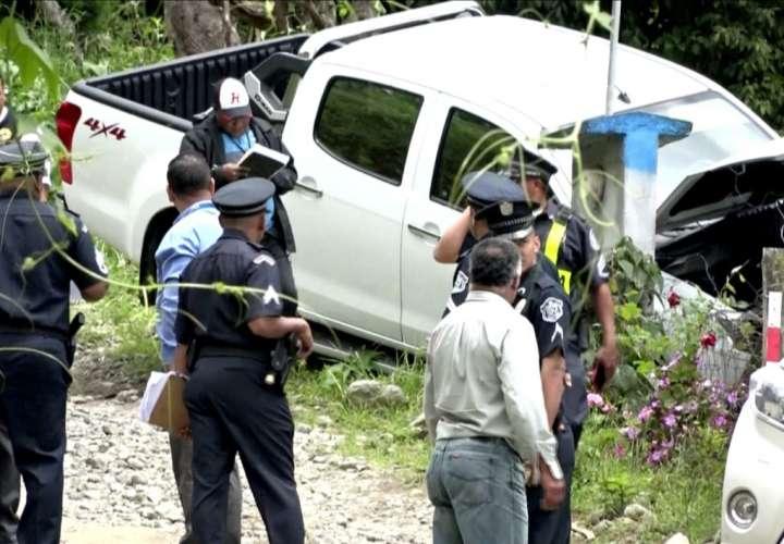 Muere agricultor, víctima de atropello en Chiriquí