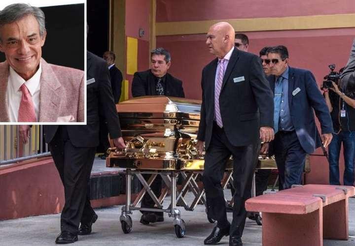José José será cremado en Miami, parte de sus cenizas irán a México