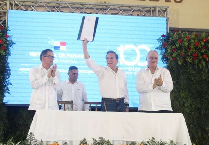 Presidente Cortizo anuncia visita a Colombia y México