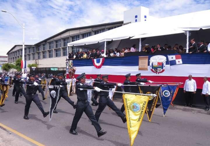 Presentarán opciones para la ruta del desfile de Colón al presidente
