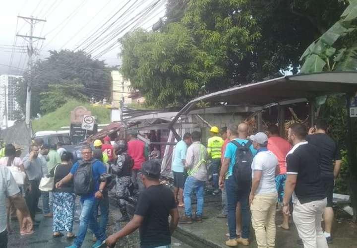 Seis muertos en las carreteras durante el fin de semana