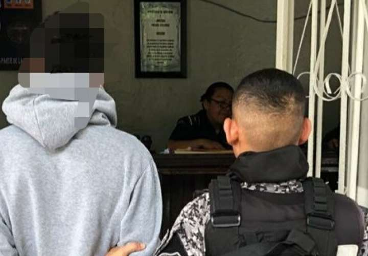 Cae pandillero en Chiriquí