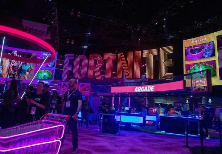 Fotografía de archivo del 12 de junio de 2019 del logo del famoso videojuego