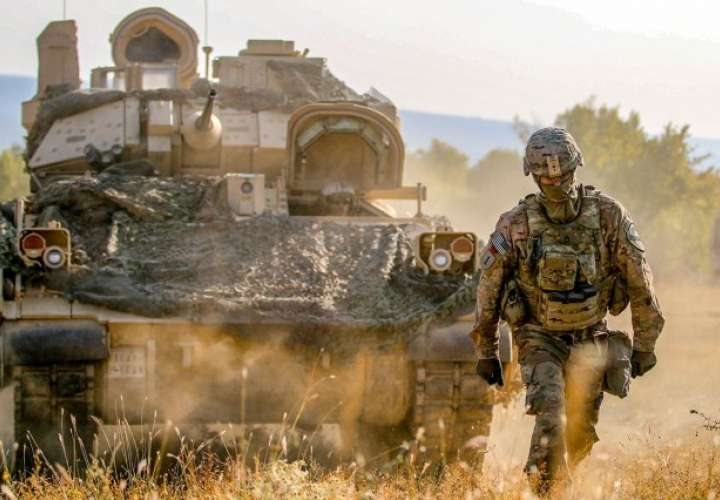 EE.UU. busca mecanizar la guerra con tanques altamente tecnológicos