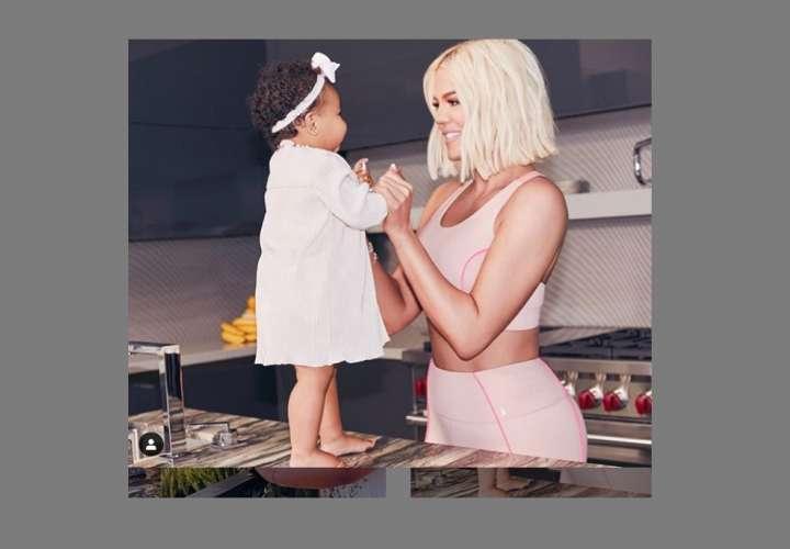 Khloé Kardashian nunca se interpondrá entre su ex y su hija True
