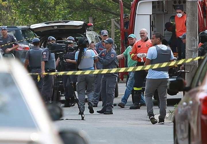 Ladrones roban en Brasil al mejor estilo de 'Rápido y Furioso'