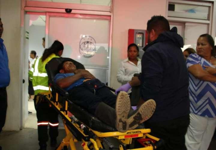 Rayo impacta a cuatro personas en Divalá