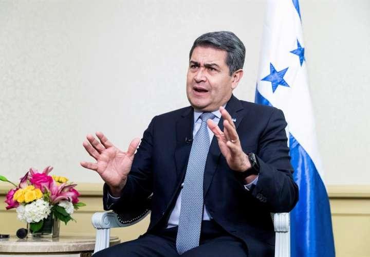 Hermano del presidente de Honduras es declarado culpable de narcotráfico