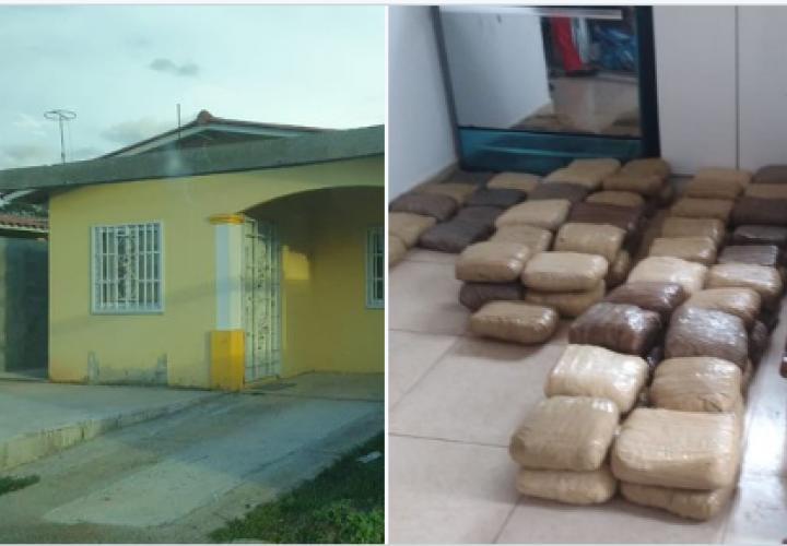 Decomisan droga en casa de excabo del Senan