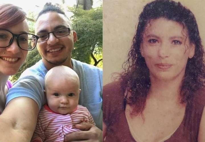 Encontró a su hija luego de 29 años pero ahora es un hombre