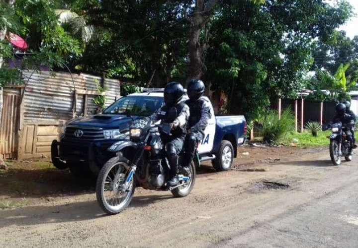 Detenido por intento de robo en El Chorrillo