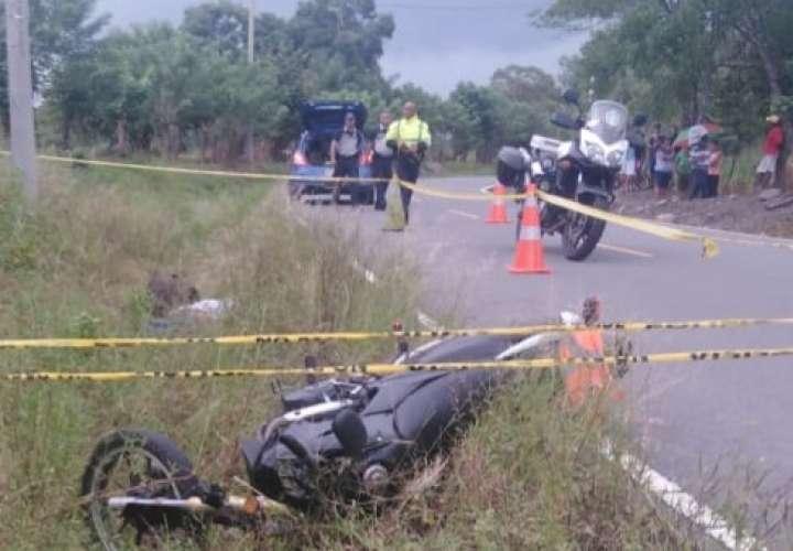4 muertos por accidentes de tránsito este fin de semana