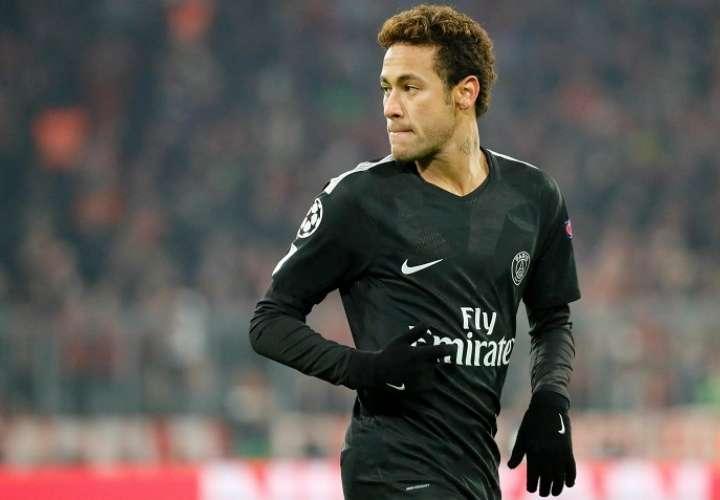 Neymar nunca ha ganado el Balón de Oro. Quedó tercero en 2015 y 2017. Foto: EFE