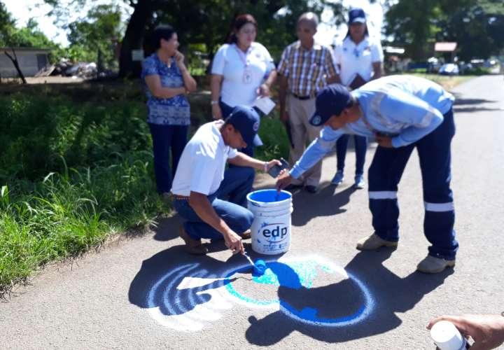 Recuerdan víctimas de accidentes en Los Santos