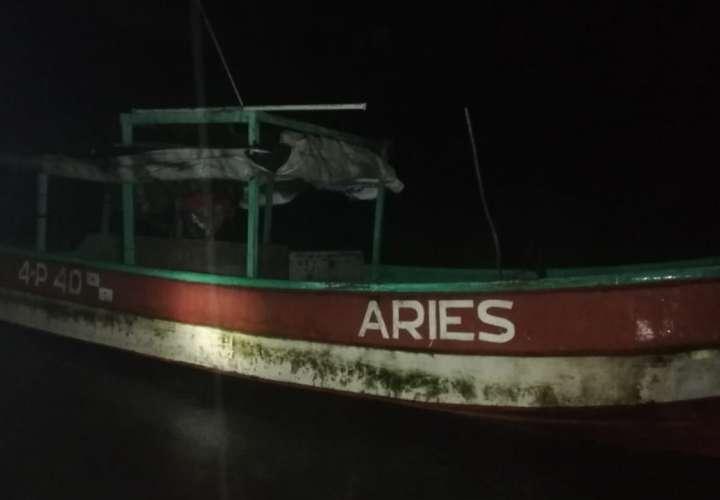 Buscan a pescador que cayó de una embarcación en Barú