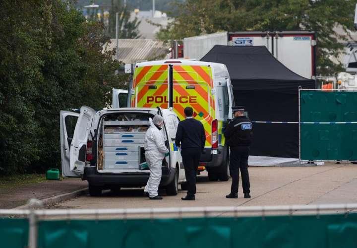 Acusado de 39 cargos de homicidio el conductor del camión de Essex