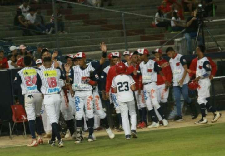 La tropa de Panamá Metro. / Ana Gamez
