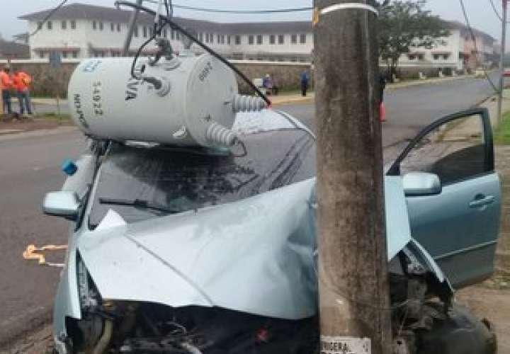 Más de 300 accidentes de tránsito y una víctima fatal durante fin de semana