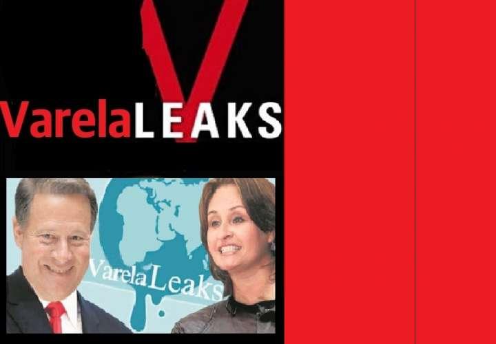 VarelaLeaks desatan lluvia de comentarios en redes