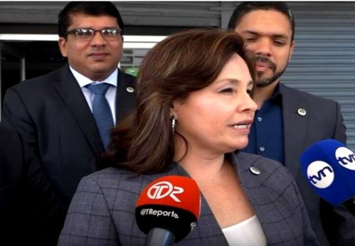 """""""Es un tema personal de la Procuradora de que renuncie al cargo"""", Cortizo"""