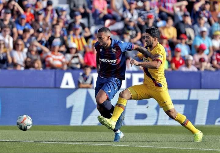 Luis Suárez quiere ir a la MLS