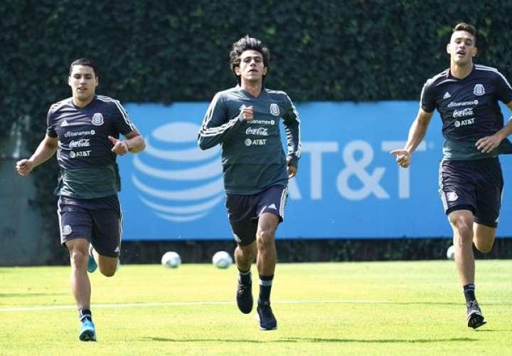 México inició su entrenamiento con miras a Panamá