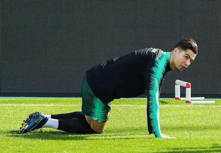 Portugal recibe mañana jueves a Lituania en el Estadio del Algarve de Faro (sur). Foto: EFE