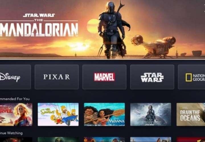La nueva plataforma Disney+ superó los 10 millones de suscriptores en un día