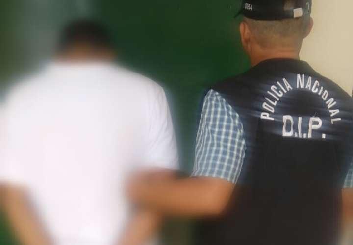 Aprehenden a sujeto por posesión de droga en Chiriquí