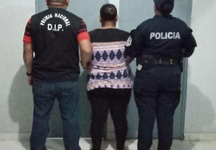 """Cae """"La Dura"""" de Tortí en plena venta de droga"""