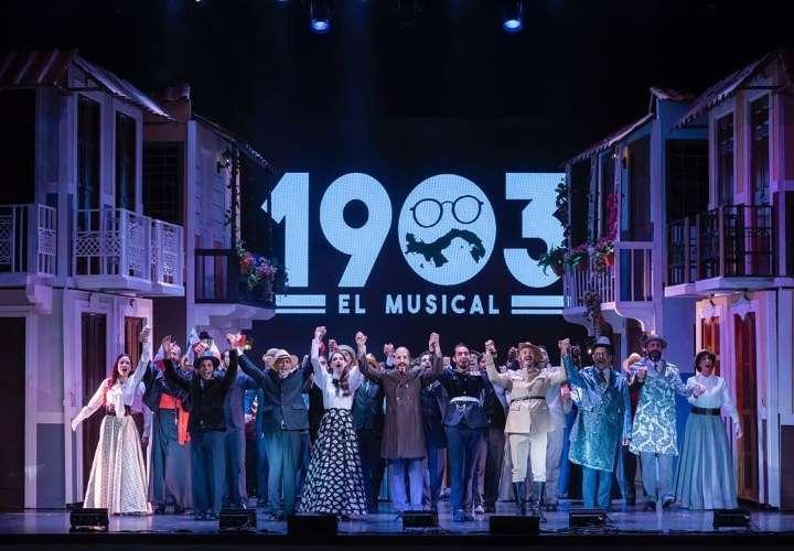Diego De Obaldía confirma que '1903: El Musical' ya tiene fecha para el 2020