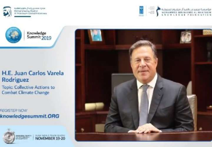 Varela ahora está en Dubai