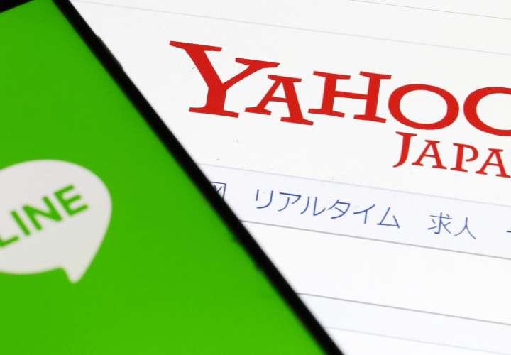Yahoo Japan y Line Corp. se fusionan para formar una empresa tecnológica gigante