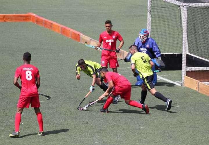 Hockey panameño inició con triunfo