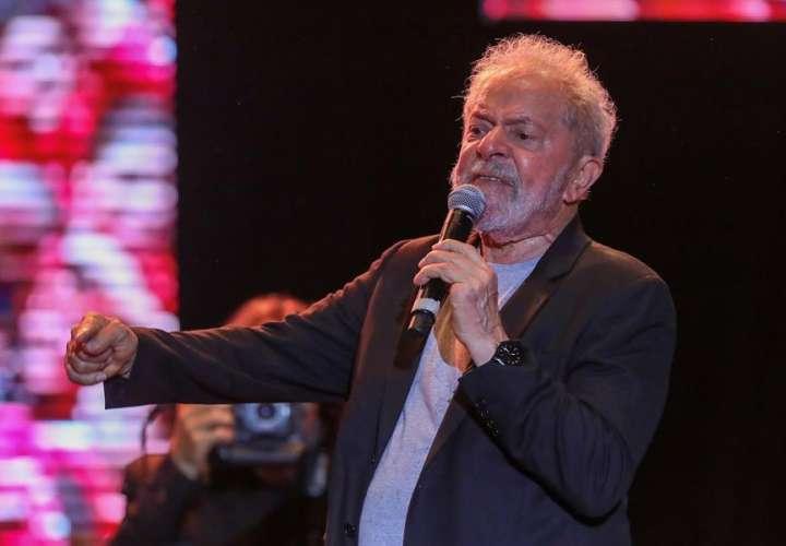 Lula acusa a Bolsonaro destruir conquistas democráticas y sociales