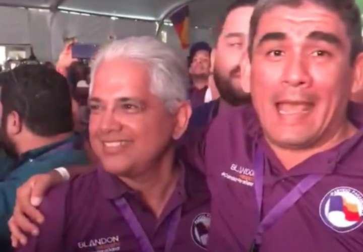 Blandón toma el control del Panameñismo