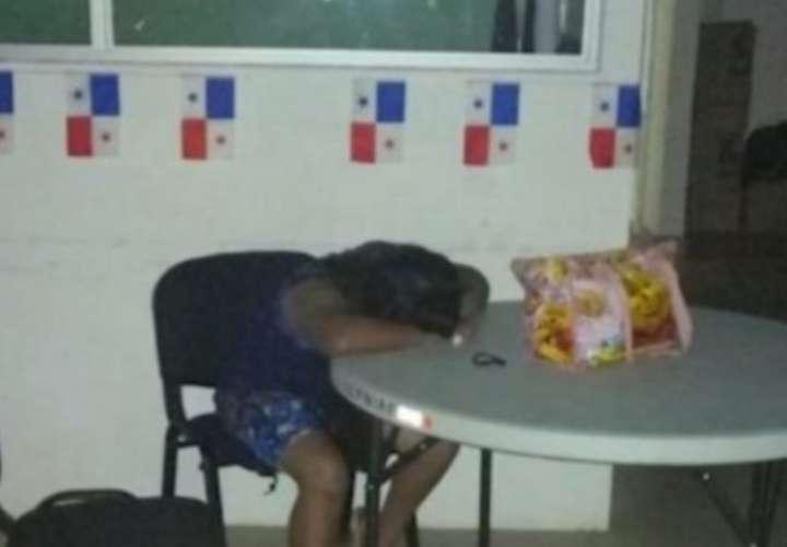 Investigan funcionarias del Senniaf por caso de menor que durmió en piso